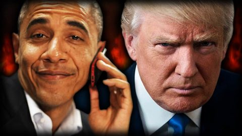 "Obama's ""Justice"" Department Demanded Secret Warrant to Spy on Trump Team in Summer of 2016!"