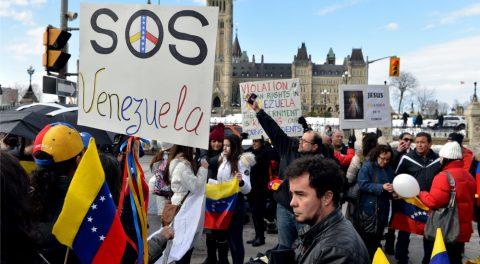 Alberta Another Venezuela!