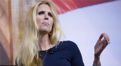 "University Bans Coulter From Speaking to Students but They'll Have to ""Arrest Me First"""
