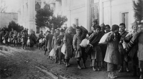 """My How Times have Changed: Labels, Movies, and """"Starving Armenians"""""""