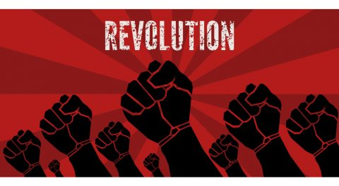A Revolution, A Movement By The Youth