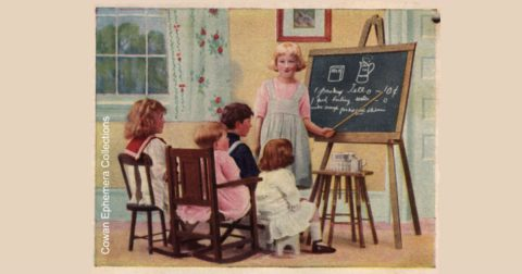 "What ""Home Schooling"" Used to Mean"