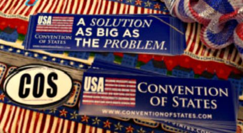 Say NO to a Convention of States
