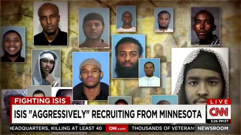 Where are the American ISIS Fighters?