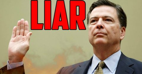 Comey is set to tell more lies to the American people this week