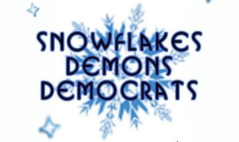 Can America Endure its Snowflakes, Demons and Democrats?