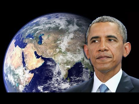 Obama Begins International Tour to Undermine Trump's Anti-Climate Change Agenda!
