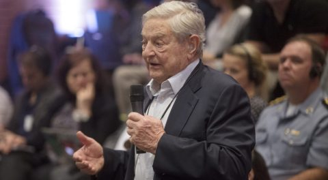 George Soros – The Hairball Clogging the Swamp