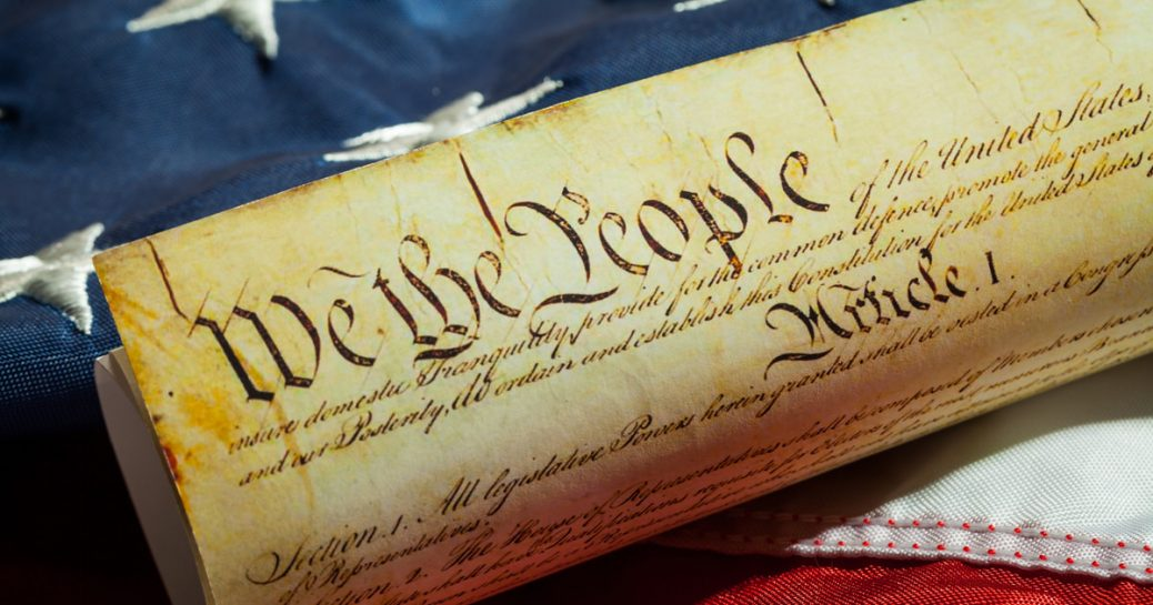 Does the Constitution Mean Anything Anymore?