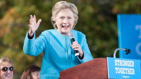 Hillary Clinton Mobster Boss