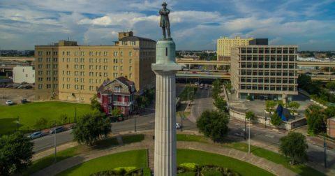 New Orleans Mayor Wins War on History, but Loses the Battle against Violent Crime