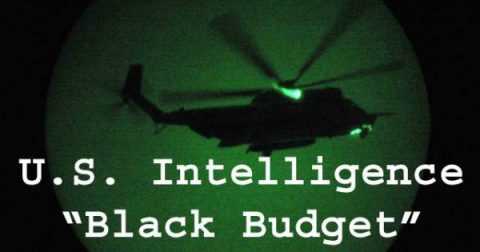 The Black Budget of the Military Industrial Complex