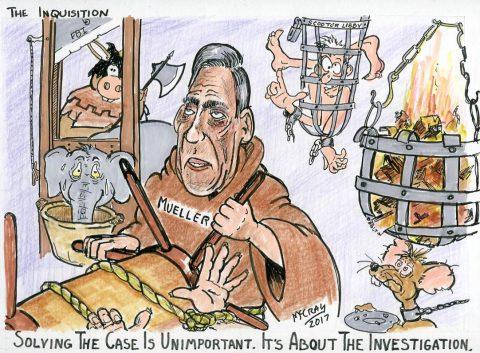 Robert Mueller the Grand Inquisitor