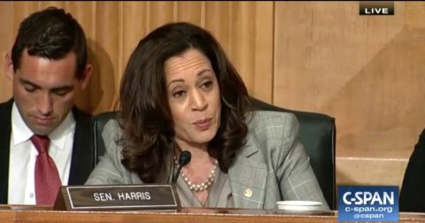 Kamala Harris Proves She Cares More About Protecting Illegals than Americans