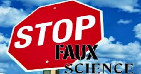 Faux Science – The Power to Make Men Stop Thinking