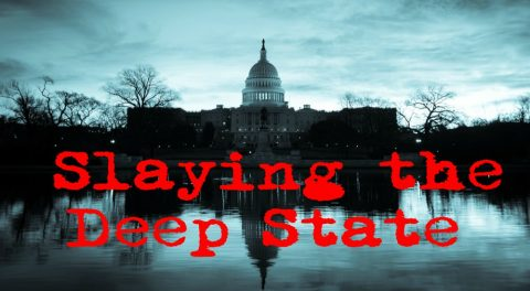 The First Step in Destroying Deep State!