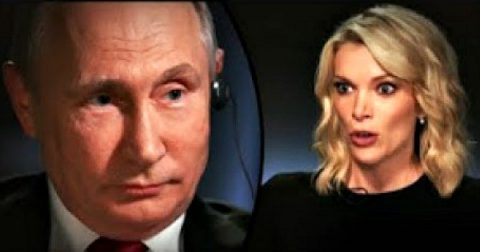 Vladimir Putin on his Relations with Megan Kelly