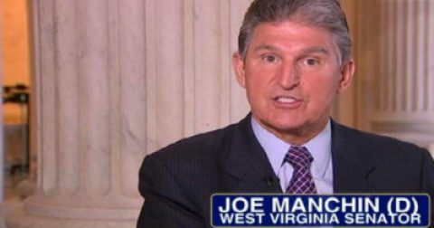Democrat Joe Manchin: 'I just don't give a sh**' about Being Reelected