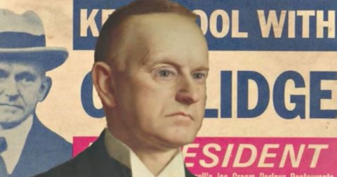 Remembering Calvin Coolidge