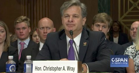Senate Confirmation Begins Today: Why Trump Wants Wray as Next FBI Director