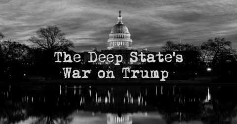 "The ""Washington Cesspool"" is Planning to Carry Out a Coup Against the Trump Administration!"