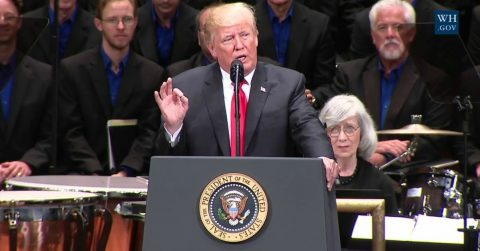 President Trump's Four Principles of Tax Reform