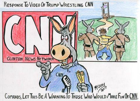 CNN Reacts