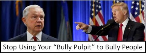 "Update: Is Trump Using his ""Bully Pulpit"" to Bully People?"