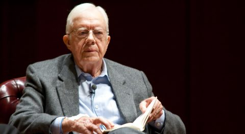 The Globalist Subterfuge of Trump-Defying Jimmy Carter!