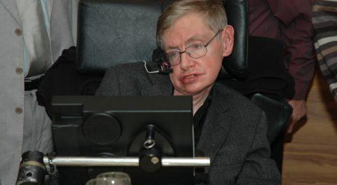 Stephan Hawking Attacks Trump