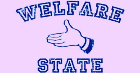 America vs. the Welfare State