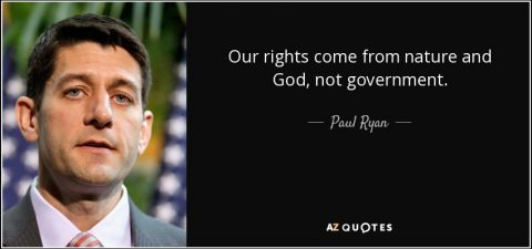 The Difference between Rights and God-given Rights