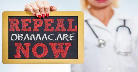 GOP Senator Demands Obamacare Repeal… Now!