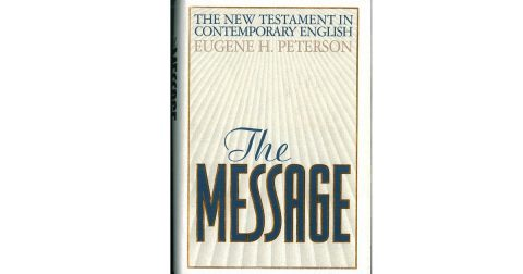 """The Message"" Reveals Truth about Eugene Peterson but Not God"
