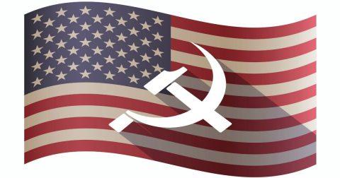Communist Victory as Democrat Voter Fraud Regains the House