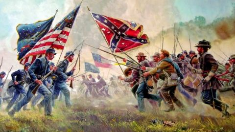 What America's Next Civil War Could Look Like