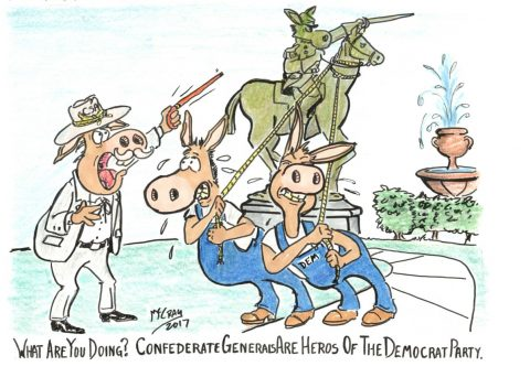 Confederate Democrat Party Heroes