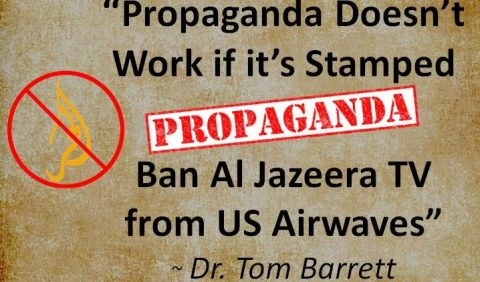 Five Arab Nations Ban Al Jazeera; So Why is it Still on US TV?