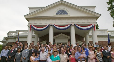 Now Charlottesville, VA: Americans Own What Their Great Grandparents Worked For
