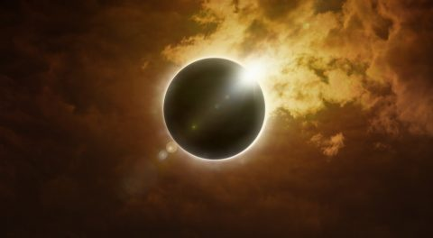 Darkness is Not limited to the Full Eclipse