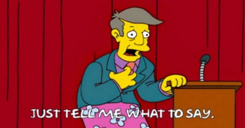 The Simpsons Destroy Liberal Social Justice Fascism