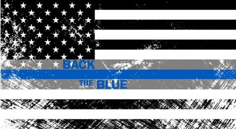 NFL Links Arms against Police; Fans should shout, 'BACK the BLUE!'