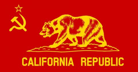 Letting California Secede and Stopping the Refugee Flood