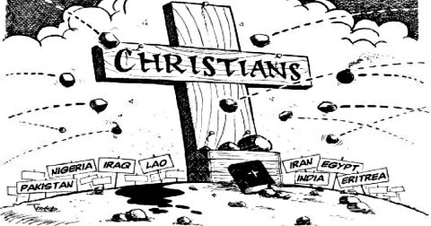 The Worldwide War Against Christianity