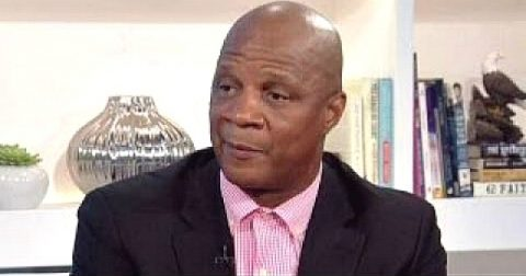 "Former MLB Superstar Darryl Strawberry calls President Trump a ""Great Man"""