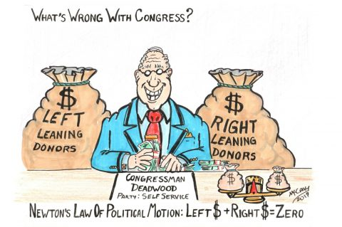 Congressional Stagnation