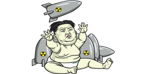 Fat Kim Threatens Trump (Again)
