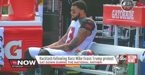 NFL Player Protests Reek of Leftist Nonsense
