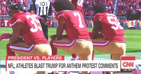 NFL Kneelers are in Violation of Multiple Federal Laws and it has Nothing to do with the 1st Amendment