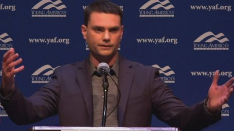 Ben Shapiro Speaks – No One Riots